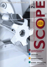 Cover Scope Ausgabe 2/2018